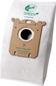 Ingeo™ fiber from NatureWorks LLC is featured in the Green Electrolux s-bag™ vacuum cleaner bag.