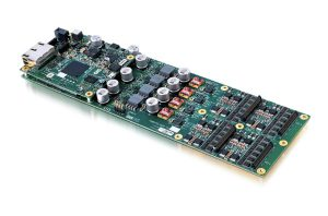 GIS has engineered the HMB-FD-GMA Head Management Board to support the Fujifilm Dimatix Samba GMA 33 and GMA 99 printheads.